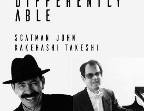 Differently abled  Scatman John' & Takashi Kakehashi